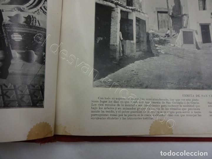 Fotografía antigua: BARCELONA a la vista. Fotografías de la capital y alrededores. Album Libreria Española - Foto 7 - 213775811