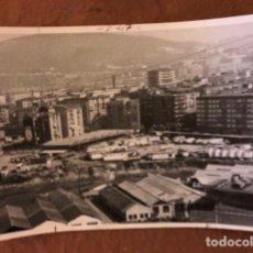 Fotografía antigua: ZORROZA (BILBAO). FOTOGRAFÍA ORIGINAL EN B/N DEL BARRIO BILBAÍNO EN LOS AÑOS 80.. Lote 132956874