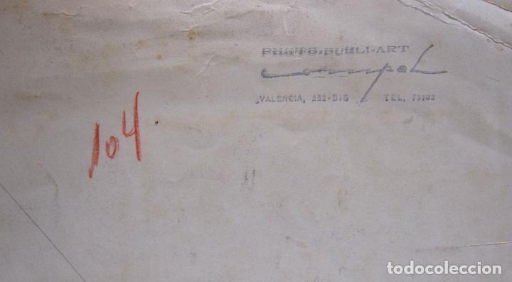Fotografía antigua: FOTOGRAFIA DEL ARTISTA JAUME MERCADÉ .1936. FOTO DE JOSÉ COMPTE ARGIMON, 30 X 22 CM - Foto 4 - 215134360