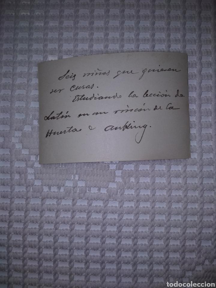 Fotografía antigua: FOTO NIÑOS CHINOS ESTUDIANDO PARA CURAS - Foto 3 - 215195231