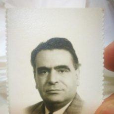 Photographie ancienne: FOTOGRAFÍA TIPO CARNET FOTO GARAY BILBAO AÑOS CINCUENTA ORIGINAL. Lote 216691245