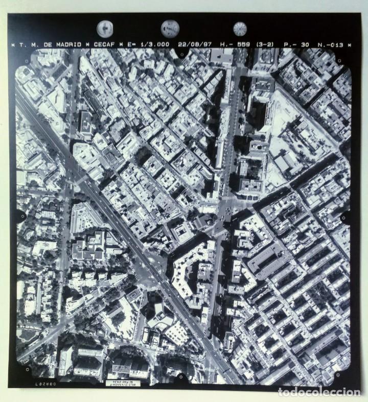 FOTOGRAFIA AÉREA DE MADRID EJERCITO DEL AIRE - 1997 - LÓPEZ DE HOYOS, FRANCISCO SILVELA, PRINCIPE DE (Fotografía - Artística)