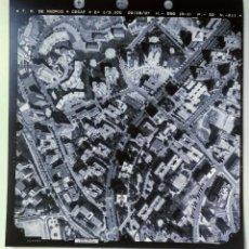 Fotografía antigua: MADRID EJERCITO DEL AIRE - 1997 - ARTURO SORIA, CALERUEGA, PINAR DE CHAMARTIN, AVENIDA SAN LUIS, ETC. Lote 217589518