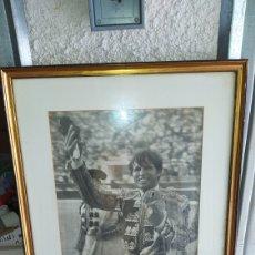 Fotografía antigua: FOTOGRAFÍA DE MANUEL BENÍTEZ EL CORDOBÉS.. Lote 218558420