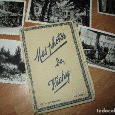 Fotografía antigua: ALBUM FOTOS ANTIGUAS GRANDE GRILLE HOTEL VILLE VICHY FOTOS ANTIGUAS LOTE 10 PHOTO FRANCE. Lote 56851416
