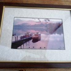 Fotografía antigua: FOTOGRAFÍA ARTÍSTICA MALCOM C. MENTHA LRPS. Lote 221160246