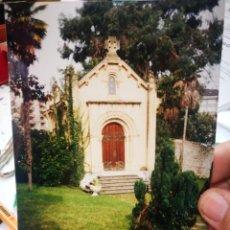 Fotografía antigua: FOTOGRAFÍA PANTEÓN AÑOS OCHENTA ORIGINAL. Lote 221256216