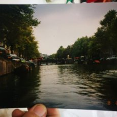 Fotografía antigua: FOTOGRAFÍA RÍO O CANAL A IDENTIFICAR 2002 ORIGINAL. Lote 221285773