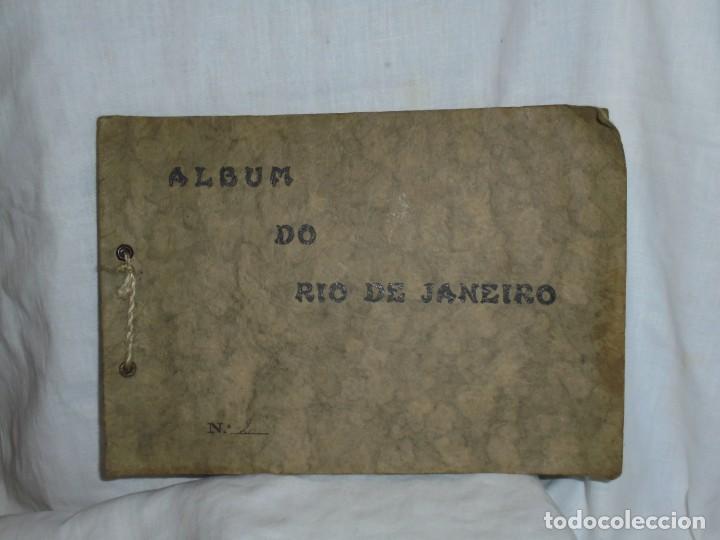 ALBUM Nº 2 DO RIO DE JANEIRO 9 FOTOGRAFIAS LA ULTIMA DOBLE VER FOTOS (Fotografía - Artística)