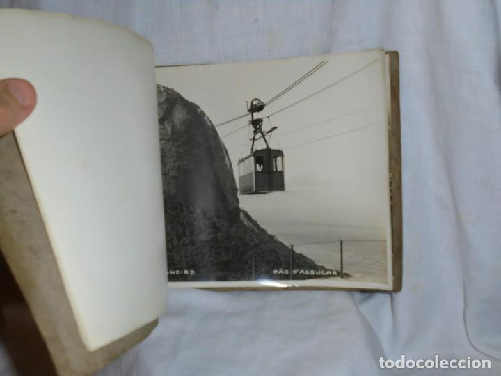 Fotografía antigua: ALBUM Nº 2 DO RIO DE JANEIRO 9 FOTOGRAFIAS LA ULTIMA DOBLE VER FOTOS - Foto 3 - 221498360
