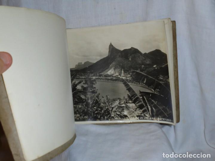 Fotografía antigua: ALBUM Nº 2 DO RIO DE JANEIRO 9 FOTOGRAFIAS LA ULTIMA DOBLE VER FOTOS - Foto 4 - 221498360