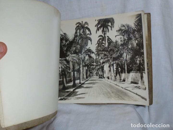 Fotografía antigua: ALBUM Nº 2 DO RIO DE JANEIRO 9 FOTOGRAFIAS LA ULTIMA DOBLE VER FOTOS - Foto 5 - 221498360