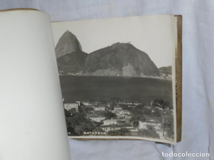 Fotografía antigua: ALBUM Nº 2 DO RIO DE JANEIRO 9 FOTOGRAFIAS LA ULTIMA DOBLE VER FOTOS - Foto 6 - 221498360