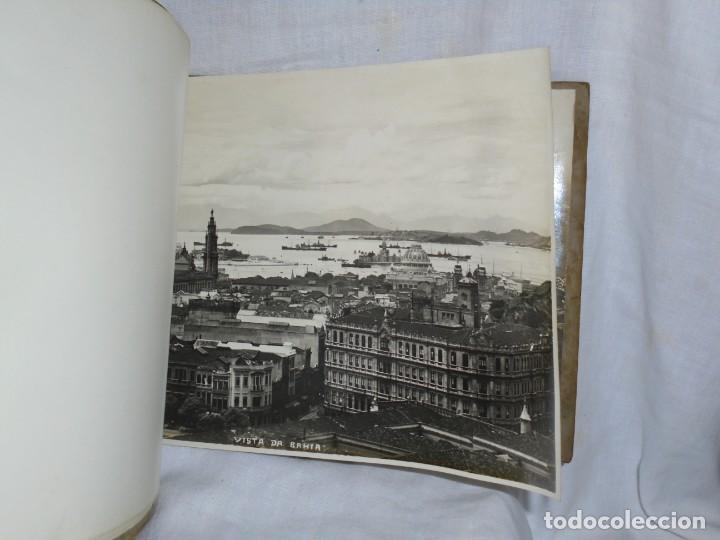 Fotografía antigua: ALBUM Nº 2 DO RIO DE JANEIRO 9 FOTOGRAFIAS LA ULTIMA DOBLE VER FOTOS - Foto 9 - 221498360