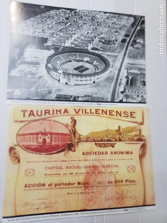 Fotografía antigua: Fotografía históricas de Villena Copias de originales lote 12 - Foto 2 - 263103580