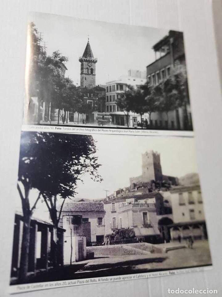 Fotografía antigua: Fotografía históricas de Villena Copias de originales lote 12 - Foto 3 - 263103580
