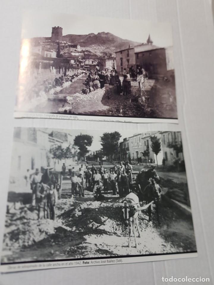 Fotografía antigua: Fotografía históricas de Villena Copias de originales lote 12 - Foto 4 - 263103580