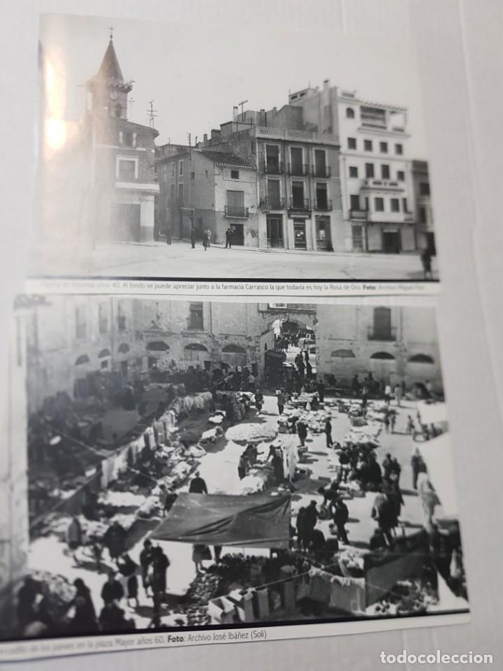 Fotografía antigua: Fotografía históricas de Villena Copias de originales lote 12 - Foto 5 - 263103580