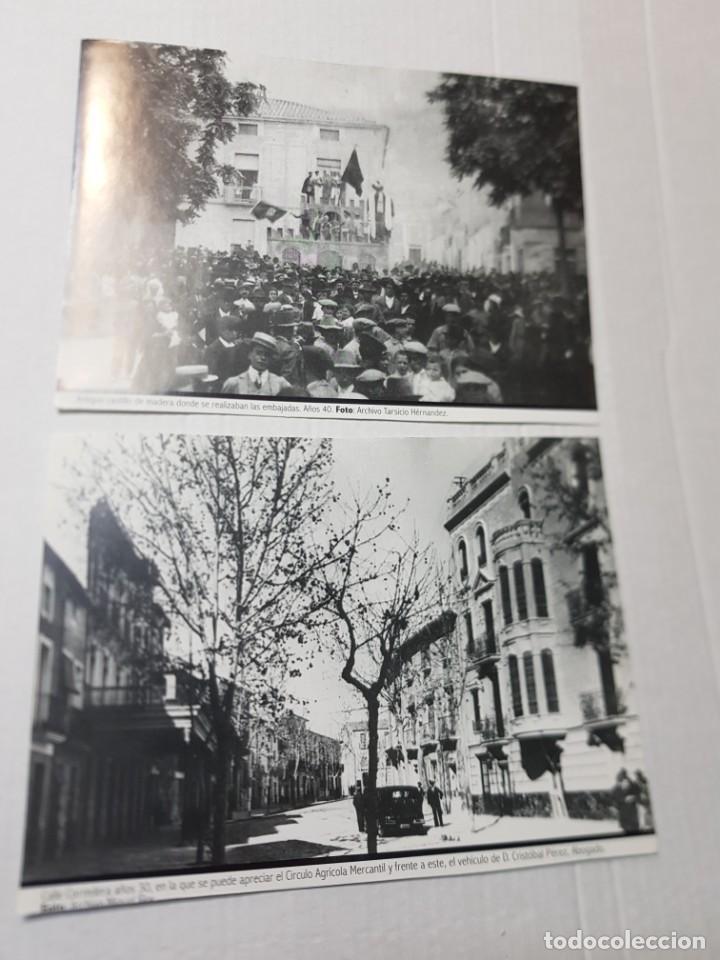 Fotografía antigua: Fotografía históricas de Villena Copias de originales lote 12 - Foto 6 - 263103580