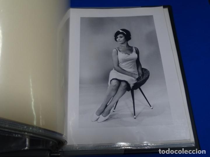 Fotografía antigua: CATÁLOGO FOTOGRÁFICO DE CAMISONES.AÑOS 60.13 FOTOGRAFÍAS. - Foto 2 - 222086536