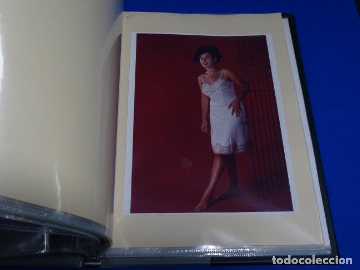 Fotografía antigua: CATÁLOGO FOTOGRÁFICO DE CAMISONES.AÑOS 60.13 FOTOGRAFÍAS. - Foto 3 - 222086536