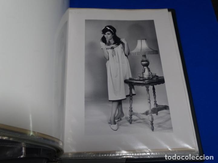 Fotografía antigua: CATÁLOGO FOTOGRÁFICO DE CAMISONES.AÑOS 60.13 FOTOGRAFÍAS. - Foto 4 - 222086536