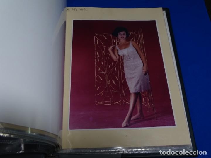 Fotografía antigua: CATÁLOGO FOTOGRÁFICO DE CAMISONES.AÑOS 60.13 FOTOGRAFÍAS. - Foto 5 - 222086536
