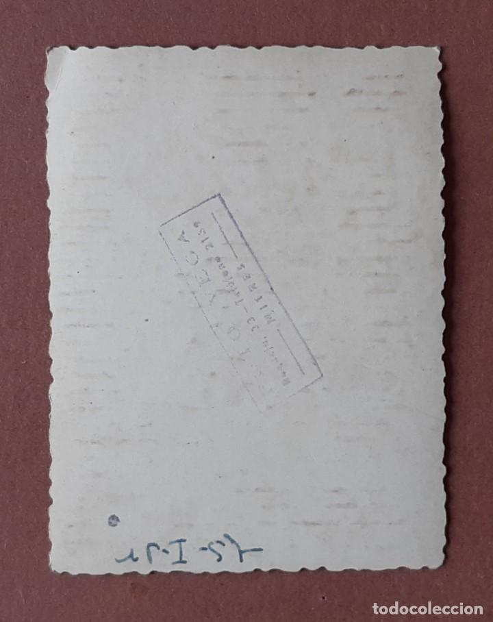 Fotografía antigua: LOTE 4 FOTOGRAFÍAS ENFERMERAS NIEVE HOSPITAL MURIAS. FOTO VEGA. MIERES. 1957. AÑOS 50. TERESA PAJE. - Foto 3 - 222269790