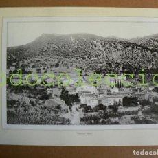 Fotografía antigua: FOTOGRAFIA LAMINA DE VALLDEMOSSA - 100 AÑOS DE FOTOGRAFIA Nº 101. Lote 222857038