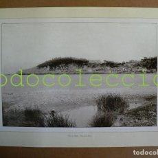 Fotografía antigua: FOTOGRAFIA LAMINA DEL PUERTO DE SOLLER - 100 AÑOS DE FOTOGRAFIA Nº 99. Lote 222857493