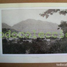 Fotografía antigua: FOTOGRAFIA LAMINA DE POLLENÇA - 100 AÑOS DE FOTOGRAFIA Nº 97. Lote 222857575