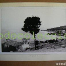 Fotografía antigua: FOTOGRAFIA LAMINA DE SAN AGUSTIN CALA NOVA - 100 AÑOS DE FOTOGRAFIA Nº 89. Lote 222858402