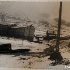 Fotografía antigua: ANTIGUA FOTO FOTOGRAFIA PUERTO DE NAVACERRADA TELESILLA INSTALACIONES AÑOS 60 (20- 11). Lote 222967546