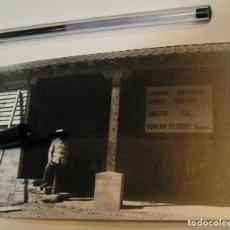 Fotografía antigua: ANTIGUA FOTO FOTOGRAFIA ESTACIN FORMIGAL HUESCA TELESILLA INSTALACIONES AÑOS 60 (20- 11). Lote 222967773