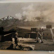 Fotografía antigua: ANTIGUA FOTO FOTOGRAFIA ESTACION ESQUI FORMIGAL HUESCA TELESILLA INSTALACIONES AÑOS 60 (20- 11). Lote 222967955