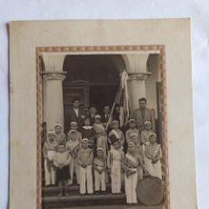 Fotografía antigua: FOTOGRAFÍA MAKY, MARÍN , PRIMERA MITAD S. XX. PONTEVEDRA, GALICIA.. Lote 223316166
