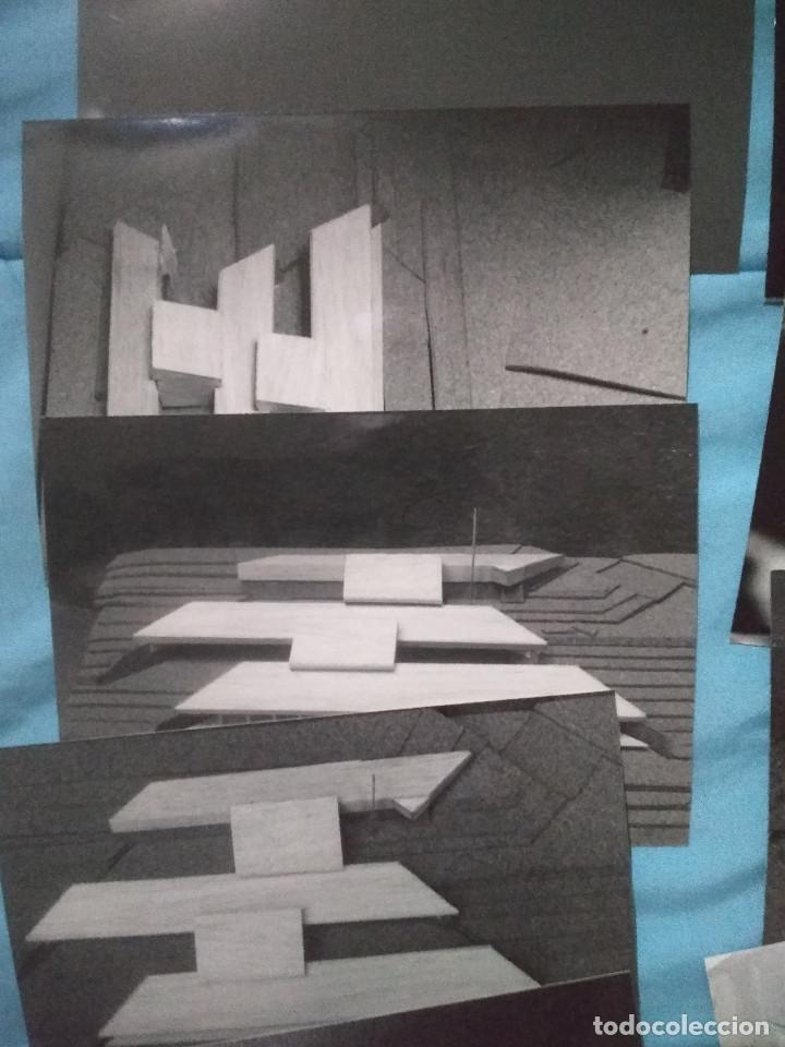 Fotografía antigua: Fotografias proyecto arquitectonico - Foto 2 - 225910548
