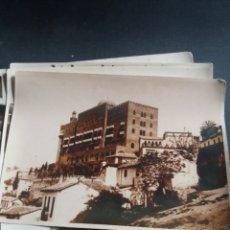 Fotografía antigua: LOTE 7 FOTOS GRANADA ALHAMBRA HOTEL PALACE, ALBAICIN, ETC. BONITAS C.1910 12X16CM. Lote 226790505