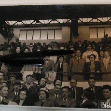 Fotografía antigua: FOTO ESTADIO HEYSEL FUTBOL PARTIDO AMISTOSO BELGICA ESPAÑA 10 JUNIO 1951 FOTO FINEZAS (20-12). Lote 227019155