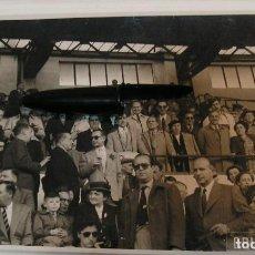 Fotografía antigua: FOTO ESTADIO HEYSEL FUTBOL PARTIDO AMISTOSO BELGICA ESPAÑA 10 JUNIO 1951 FOTO FINEZAS (20-12). Lote 227019450