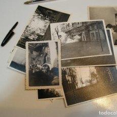 Fotografía antigua: FOTO FOTOGRAFIA FALLA FALLAS FALLEROS ACTOS FALLEROS LOTE DE 17 FOTOS (20-12 ). Lote 227680175