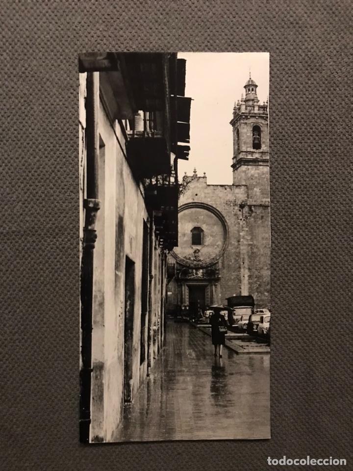 SANTOS JUANES. FOTOGRAFÍA ARTÍSTICA DE GRAN TAMAÑO 40 X 20 CM., ANÓNIMO VALENCIA (H.1960?) (Fotografía - Artística)