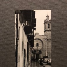 Fotografía antigua: SANTOS JUANES. FOTOGRAFÍA ARTÍSTICA DE GRAN TAMAÑO 40 X 20 CM., ANÓNIMO VALENCIA (H.1960?). Lote 228190535