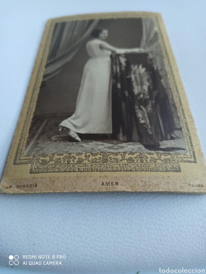 Fotografía antigua: Foto dama años 20 - Foto 3 - 229392625