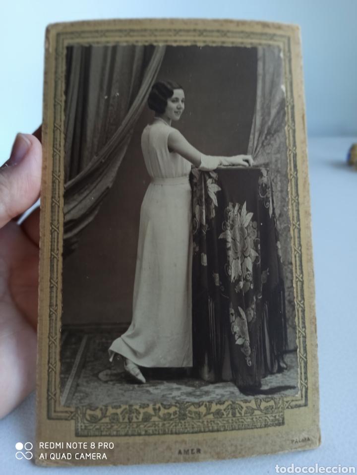 Fotografía antigua: Foto dama años 20 - Foto 4 - 229392625