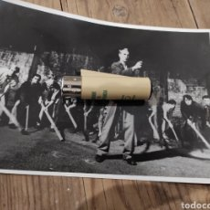 Fotografía antigua: ENGEL AUS EISEN, 1982 / THOMAS BRASCH - FOTOGRAFÍA.. Lote 232851958