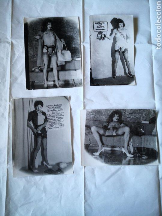 FOTOGRAFIA ANTIGUA EROTICO TRANSEXUAL ARTÍSTICO COLECCIÓN FOTO (Fotografía - Artística)