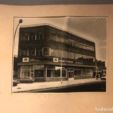 Fotografía antigua: ANTIGUA FOTOGRAFÍA DE LA EMPRESA MASSEY FERGUSON - TRACTORES - BARCELONA AÑOS 80. Lote 235377185