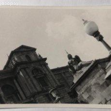 Fotografía antigua: FOTOGRAFÍA EDIFICIO A IDENTIFICAR MADRID ?. Lote 235853590