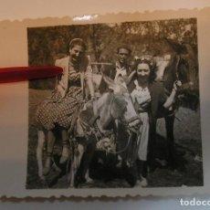 Fotografía antigua: ANTIGUA FOTO FOTOGRAFIA MUNDO RURAL LABRADORES CAMPESINOS CAZADORES CULTIVOS COSECHAS (21-1). Lote 235853650